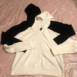 Forever 21 Set of two long sleeve hoodies